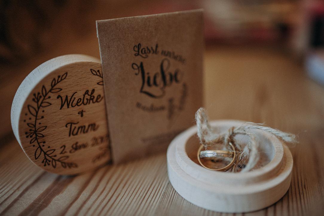 Hochzeit im Landhaus Schulze Hamann in Schleswig-Holstein
