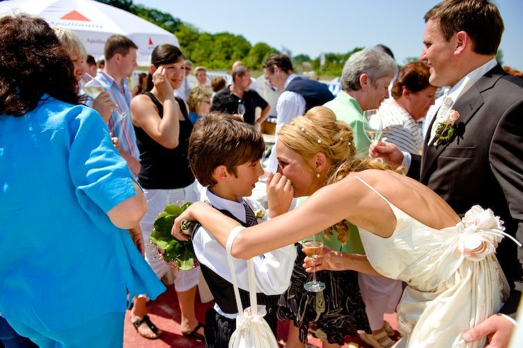 Hochzeit auf Rügen