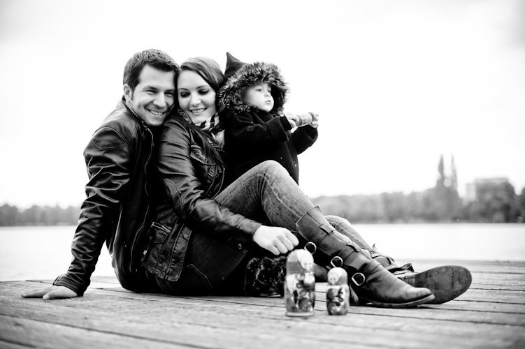 Familien Fotoshooting in Hannover
