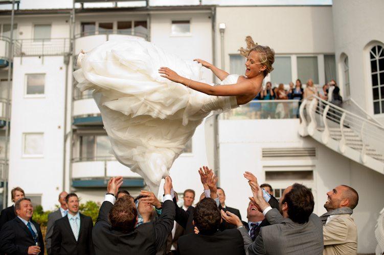 Hochzeit in Glücksburg