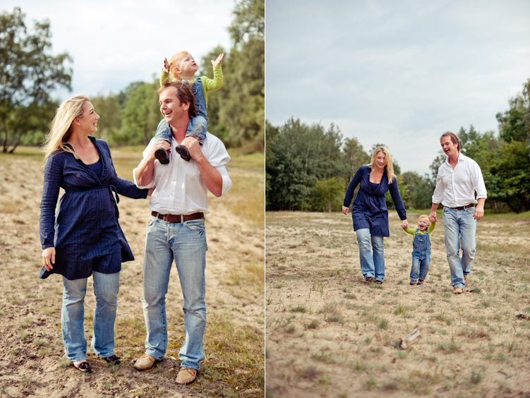 Familien Fotoshooting in Hamburg