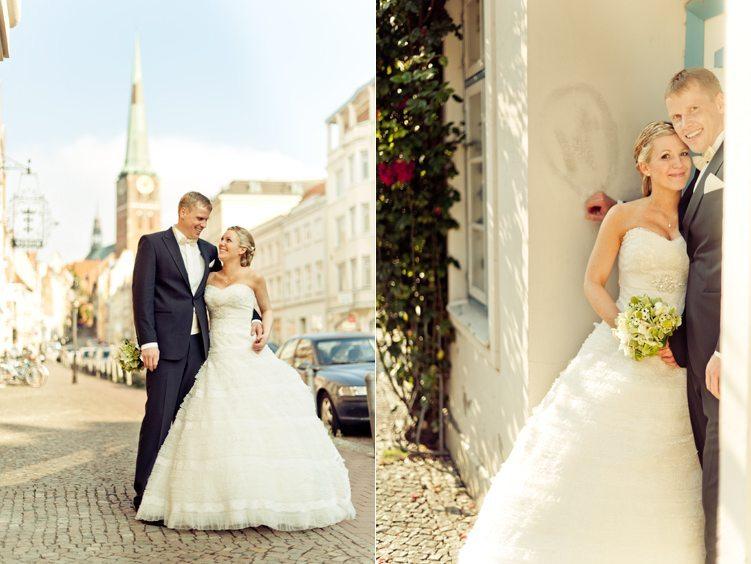 Hochzeit in Lübeck