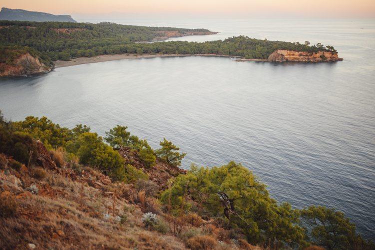 Türkische Riviera. (Tekirova)
