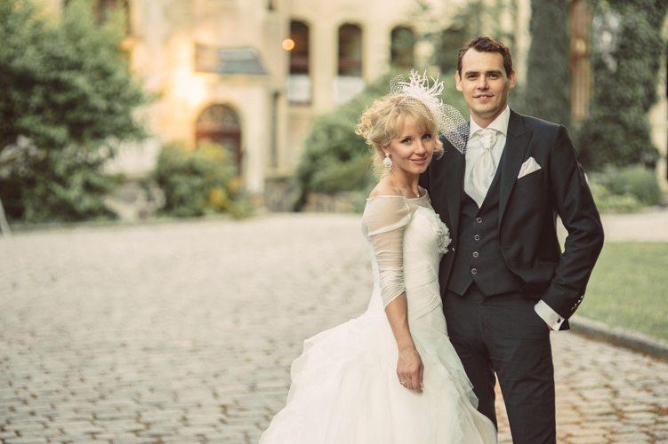 Hochzeitsfotos im Schloss Tremsbüttel