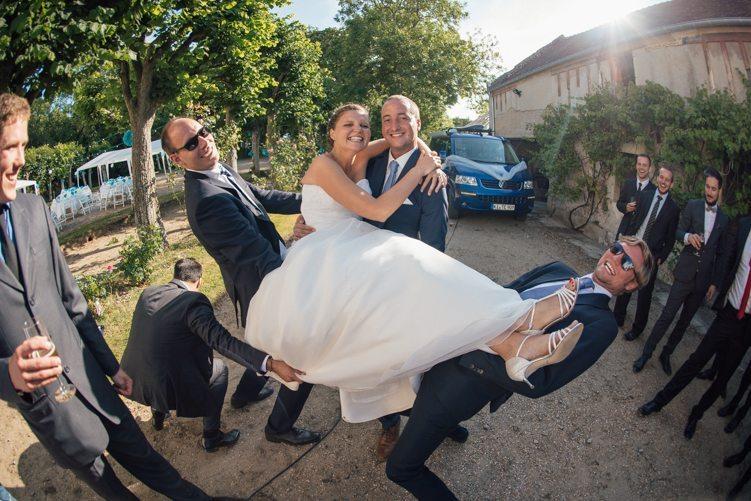 Hochzeit in Frankreich