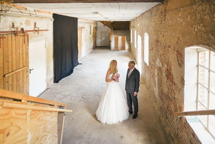 Hochzeit auf Gut Basthorst Scheune