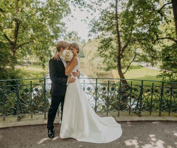 Hochzeit im Restaurant Basil in Hannover