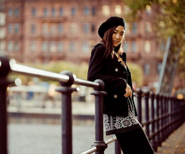 Fotoshooting in Hamburg