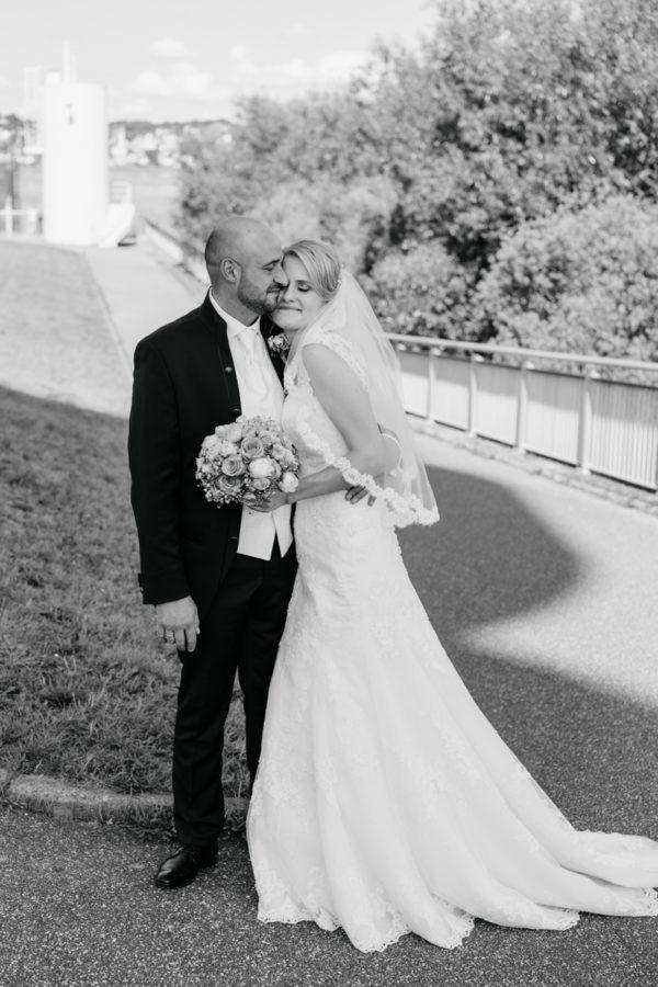 Hochzeit im Yachtblick Hamburg