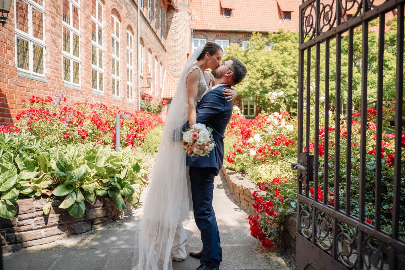Hochzeit in der Ritterakademie Lüneburg