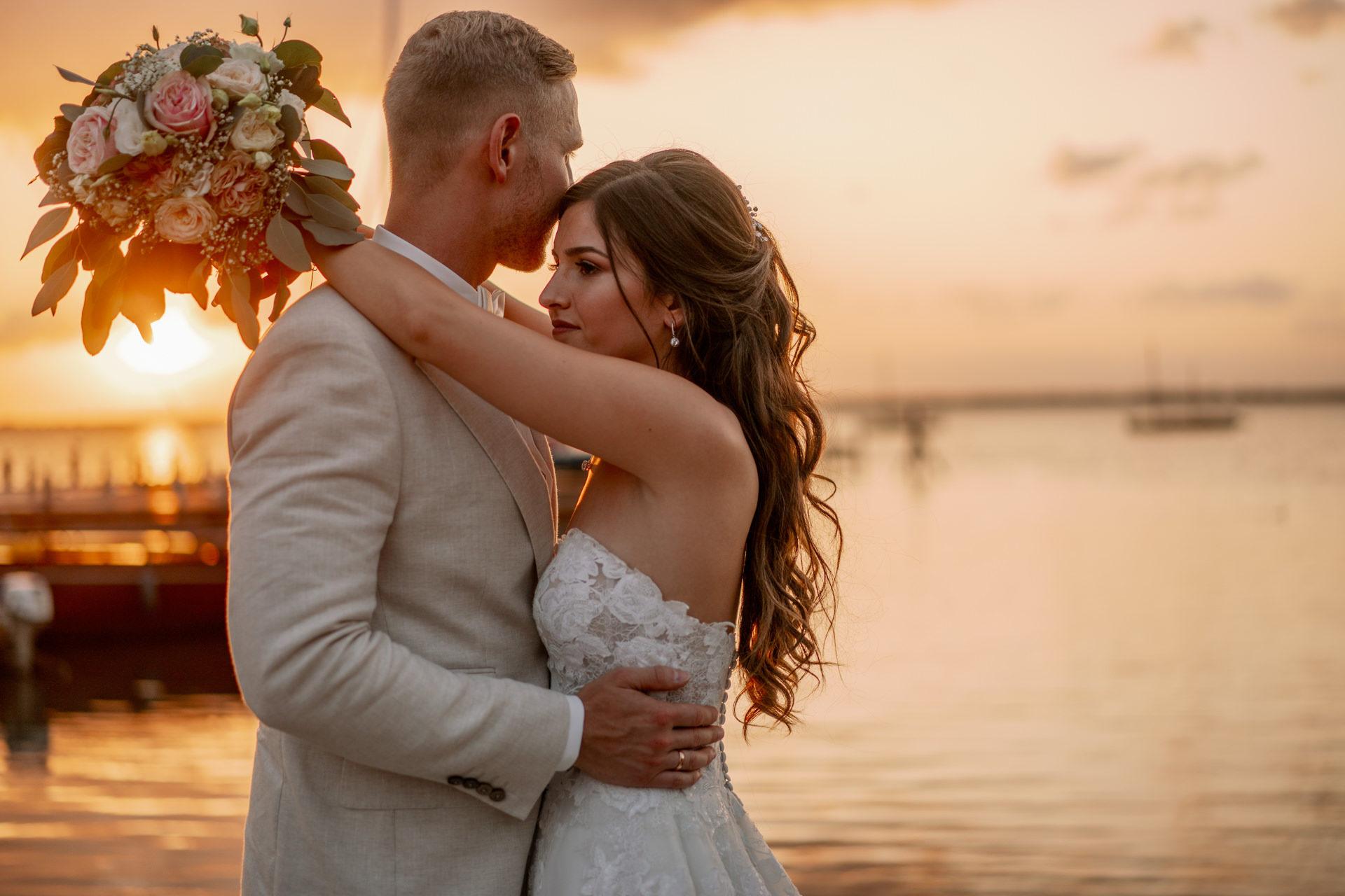 Hochzeitsfotografie am Steinhuder Meer