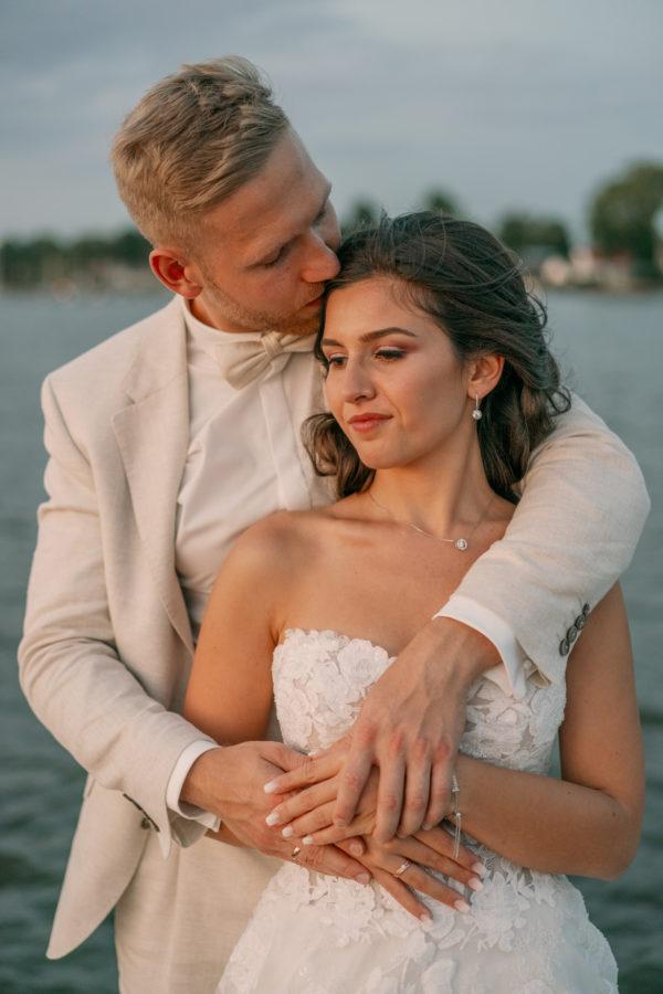 Hochzeit in den Strandterrassen am Steinhuder Meer