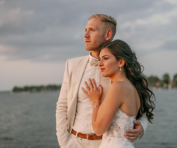 Hochzeit – Strandterrassen Steinhude